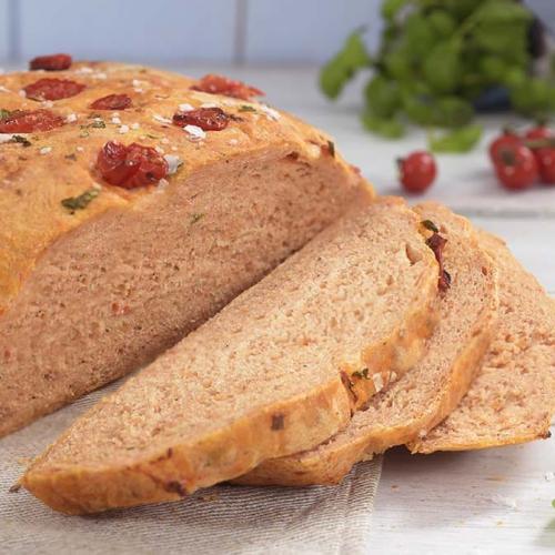 Tomatbröd med surdeg