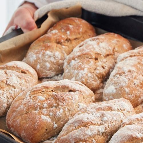 Vörtbröd med porter och must
