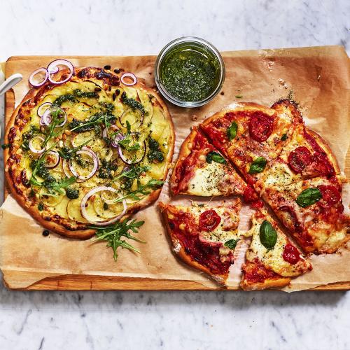 Pizza grunddeg