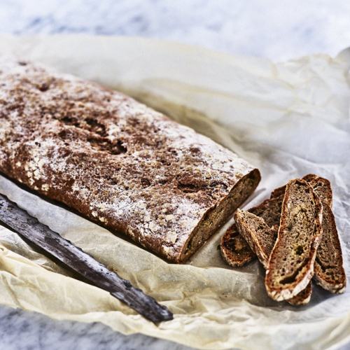 Kryddigt rågbröd