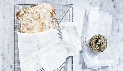 Hållbara brödbak.