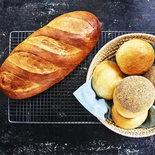 Superenkelt franskbröd